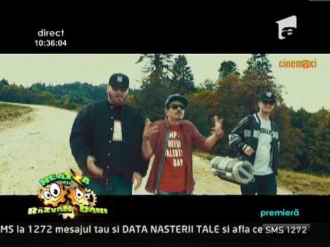 "Videoclip in premiera, la ""Neatza"": Maximilian feat. Grasu XXL - ""Zbor cu parapanta"""