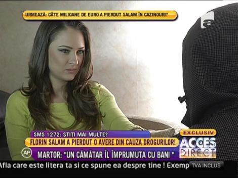 """Martor: """"Florin Salam a pierdut cam un milion si ceva de euro intr-o noapte la casino"""""""