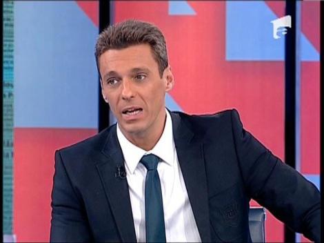 """""""Fac mamele sa planga"""", descrierea lui Mircea Badea de pe Twitter"""