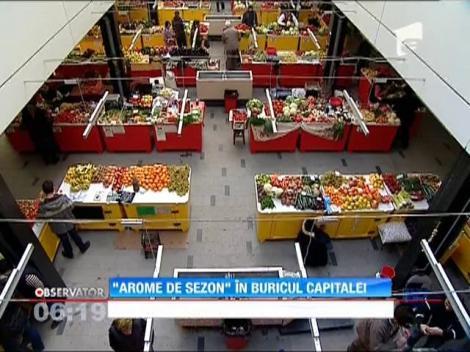 Piata Amzei din Capitala, redeschisa dupa 4 ani