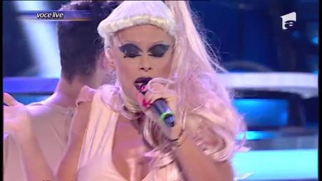 """""""Cea mai agresiva Lady Gaga de pana acum"""" a castigat cea de-a saptea editie """"Te cunosc de undeva!"""""""