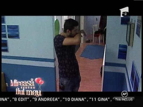 Gabi spune ca detine informatii secrete despre Cristina