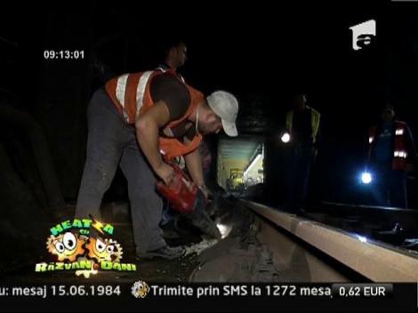 Viata din tunel a angajatilor de pe tura de noapte de la metrou
