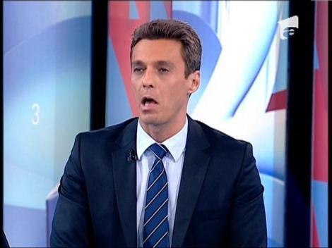 Mircea Badea rezolva problema sigurantei din camera unde se afla cutiile de valori din banci