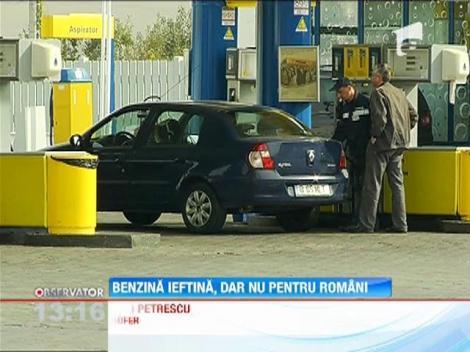 Romania are cel mai mic pret al benzinei din Uniunea Europeana