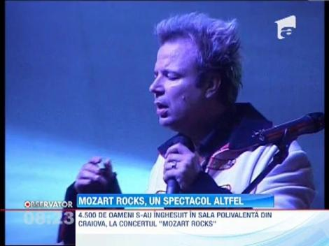 Orchestra simfonica a Filarmonicii Oltenia a cantat rock