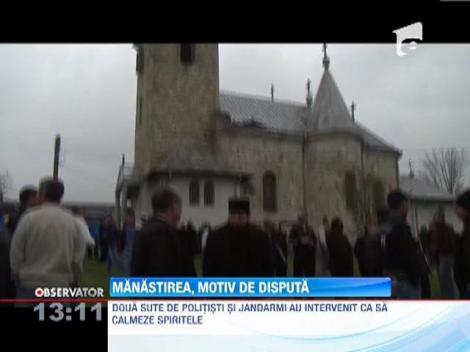 Mănăstirea Bixad din judeţul Satu Mare, motiv de dispută pentru creştinii ortodocşi
