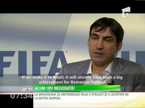 """Victor Piţurcă: """"Grecii au prima şansă!"""""""
