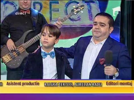 Duet de senzaţie! Adi Minune feat. Adiţa - Dacă exişti în vise rămân în vise
