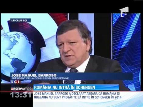 România şi Bulgaria nu vor intra în spaţiul Schengen anul viitor
