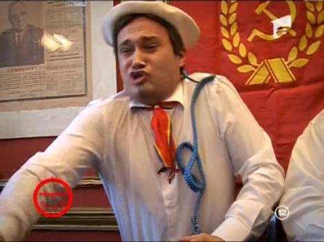Am cravata mea, sunt latifundiar: Gigi Becali, pionier al patriei