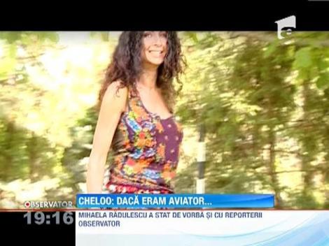 Mihaela Rădulescu a povestit despre viaţa ei, la Monaco