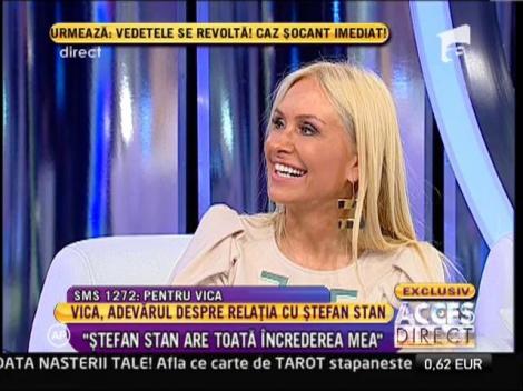 """Vica Blochina, despre Victor Piţurcă: """"Eu îl voi iubi întotdeauna!"""""""