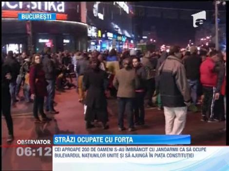 Proteste împotriva proiectului de la Roşia Montană