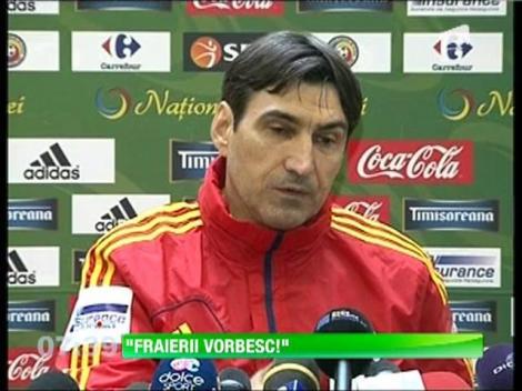 Victor Piţurcă a rămas cu gândul la arbitrajul de la Pireu