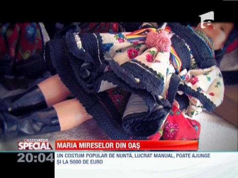 """SPECIAL! Maria Mireselor, un """"meşter"""" al rochiilor de mireasă maramureşene"""