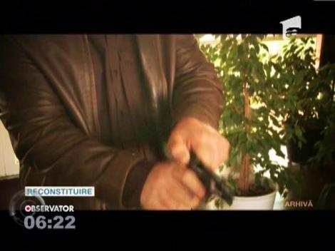 UPDATE / Jaf armat la un cazino din Galaţi