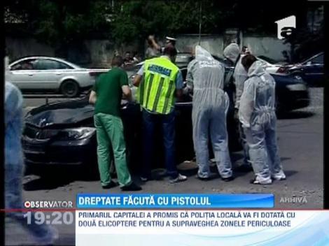 Statistica Ministerului de Interne: 250.000 de români deţin o armă de foc. Atacurile armate, în creştere
