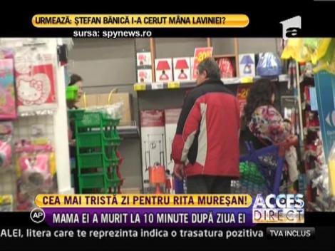 Tragedie in familia Ritei Mureșan!