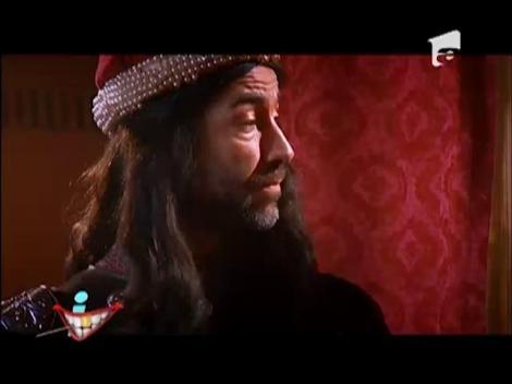 Doza de Vlad Tepeş: Viaţa de domnitor
