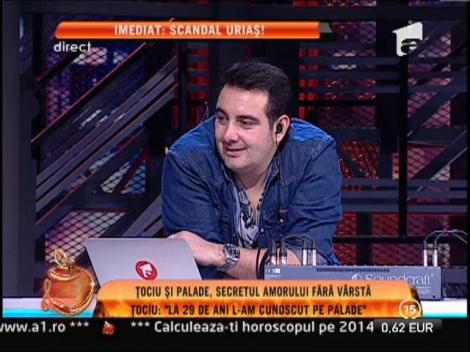 """Romică Ţociu: """"La 29 de ani l-am cunoscut pe Palade"""""""