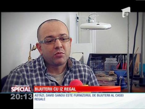 SPECIAL! Furnizorul de bijuterii al Casei Regale a României