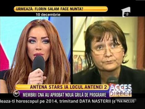 Antena 2 devine Antena Stars! Consiliul Naţional al Audiovizualului şi-a dat acordul
