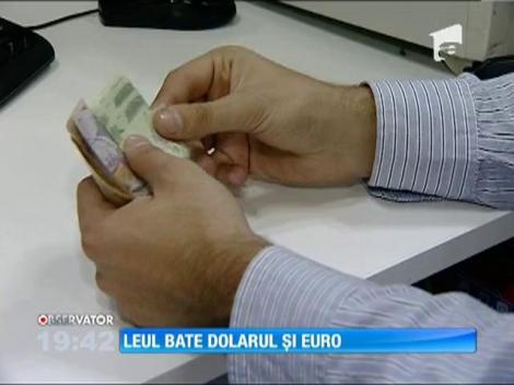 Leii româneşti sunt primii în clasamentul bancnotelor purtătoare de microbi