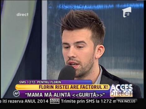 """Câștigătorul X Factor 2013, Florin Ristei: """"Nu mă aşteptam să câştig"""""""