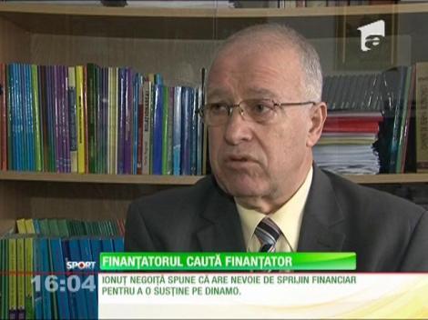 Ionuț Negoiță caută sprijin financiar