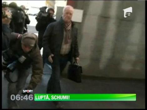 Schumacher nu avea 90 de km pe oră, în momentul accidentului!