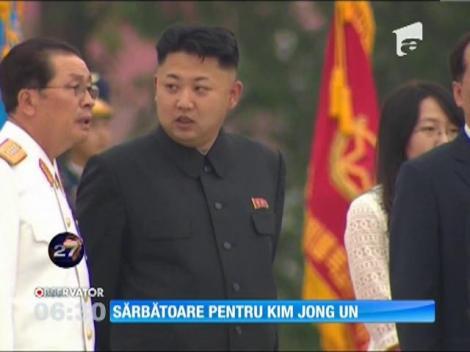 Kim Jong-un, liderul Coreei de Nord, împlineşte 31 de ani