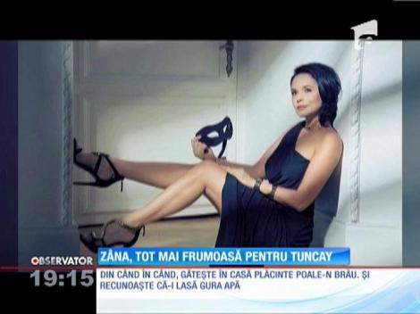 Andreea Marin a început o dietă drastică, de dragul lui Tuncay