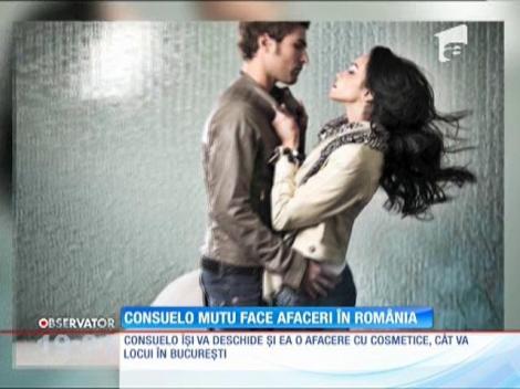 Consuelo Mutu face afaceri în România