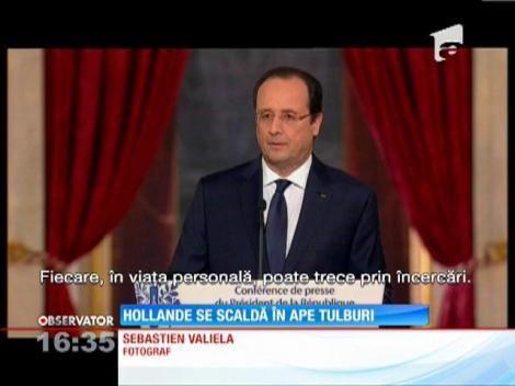 Francois Hollande este presat să-şi aleagă o iubită oficială
