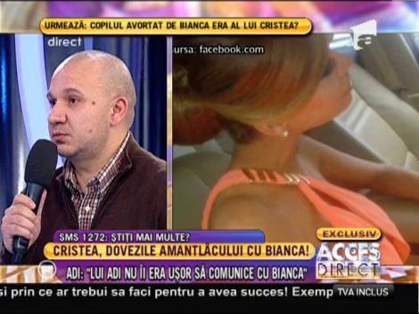 Cel mai bun prieten al lui Adrian Cristea: Prințul și Bianca au dormit în același pat, la Paris