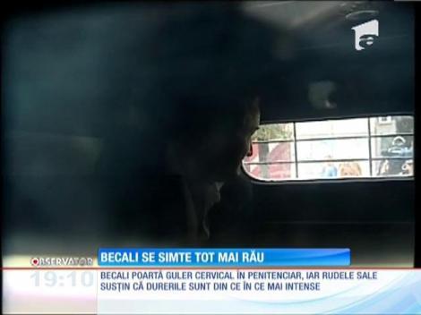 Gigi Becali se află în stare critică și are nevoie de operație