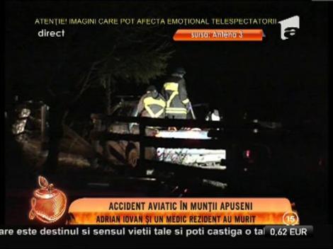 Marturii cutremuratoare de la locul accidentului aviatic de la Alba