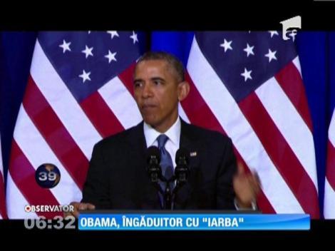 Barack Obama afirmă că fumatul marijuanei nu este mai periculos decât consumul de alcool!