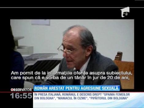 """Un român devenit cunoscut în Italia sub titulatura """"pipăitorul din Bologna"""""""