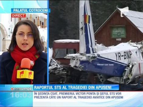 Raportul STS al tragediei din Apuseni