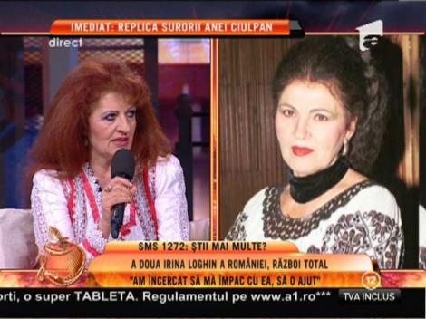 """Ana Ciulpan, război total cu Doina: """"Sora mea vrea să mă bage în mormânt pentru un iubit"""""""