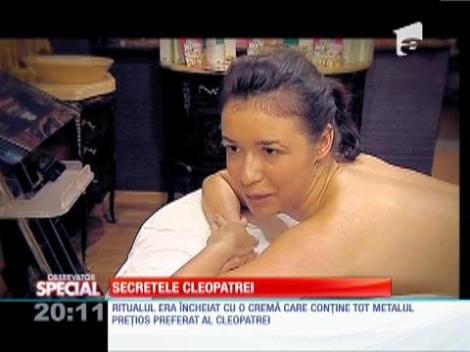 Secretele frumusetii Cleopatrei!