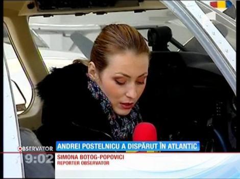 Unul dintre cei mai străluciţi jurnalişti români a dispărut fără urmă! Andrei Postelnicu este căutat de trei zile în Atlantic