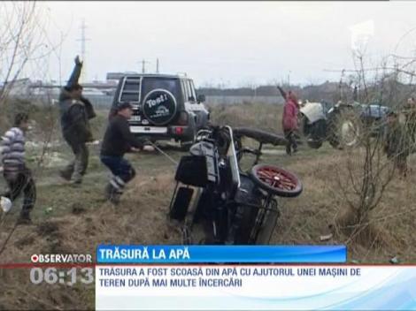 Operaţiune de salvare spectaculoasă în Arad