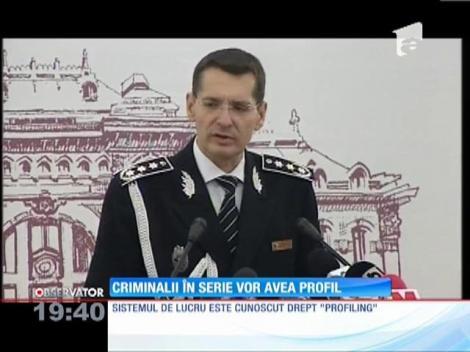 Poliţia Română va avea un nou departament, de profileri