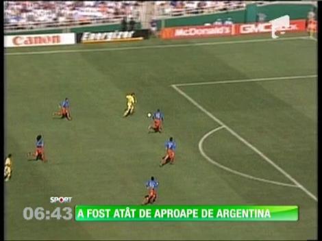 Florin Răducioiu a fost foarte aproape să se transfere în Argentina