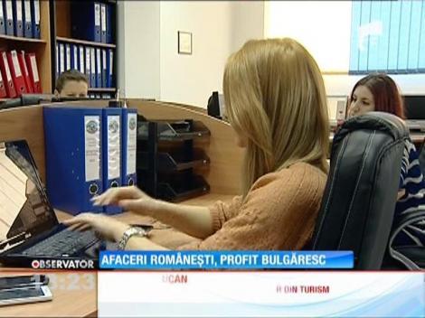 Afaceri româneşti, profit bulgăresc