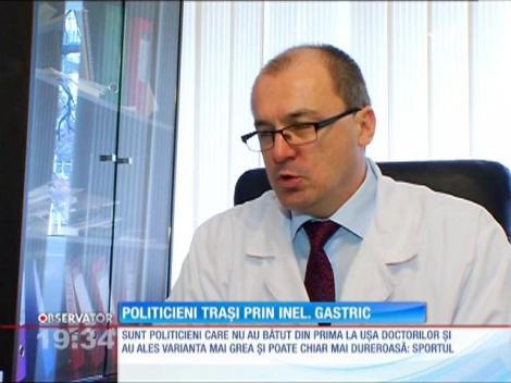 Politicienii români au luat în greutate, dar vor să slăbească