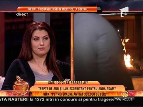 """Alina Radi, fosta iubită a lui Nick Rădoi: """"Anda Adam a fost înaintea mea iubita lui Nick"""""""